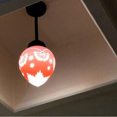 群馬県/群馬/観光/竹久夢二記念館/竹久夢二/卵型のランプ/... ツボミのようなランプ…こんなランプが欲し…