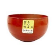 WAYOWAN まる 丼 アカシア AZ18-72 / WAYOWAN | アサヒ興洋(飯碗)を使ったクチコミ「和食でも洋食でも家族みんなの手になじむう…」(1枚目)