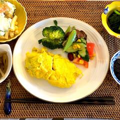 朝ご飯/おうちごはん 本日の朝ご飯