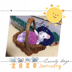 お正月2020/セリア/ハンドメイド/掃除グッズ    🌅新年明けまして おめでとうござい…