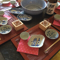 和食器 和食器は母が買ったものを使わせてもらって…