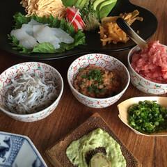手巻き寿司/わたしのごはん/フード 手巻き寿司  お外ランチより、お手頃価格…