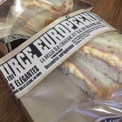 お弁当/みんなのお弁当 ナポリタン弁当🍱  玉子サンド、ツナセロ…(8枚目)