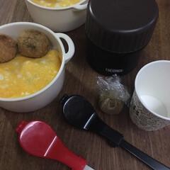 お弁当/みんなのお弁当 ナポリタン弁当🍱  玉子サンド、ツナセロ…(2枚目)