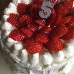 苺ジャム/ショートケーキ/リミアな暮らし 料理は好き、でもケーキ作りは苦手、スポン…