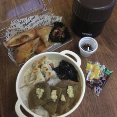 お弁当/みんなのお弁当 ナポリタン弁当🍱  玉子サンド、ツナセロ…(7枚目)