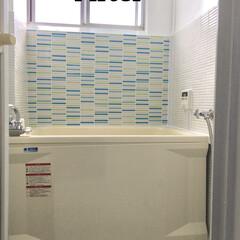 タイル浴室/在来浴室/リフォーム/浴室 防水工事、タイル張り替え、給湯器、浴槽を…
