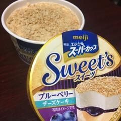 アイスクリーム/スイーツ このシリーズ美味しいですね😋😋