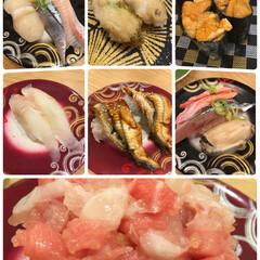 寿司/グルメ 母親の誕生日で回転寿司に行って来ました😆