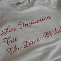 夏/ロゴ/Tシャツ/衣替え/ハンドメイド/ファッション/... こんにちは! 初めて投稿します、ファッシ…