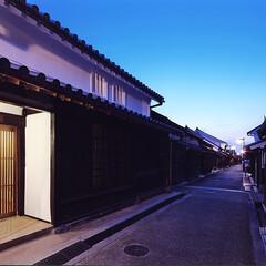 屋根/白/木目柄/和風/天然/ブラウン/... 重要伝統的建造物群保存地区に指定されてい…