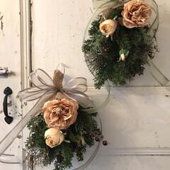 プレゼント/リミアの冬暮らし/リミアな暮らし/DIY/雑貨/ハンドメイド/... 12月1月生まれの実母と義母にプレゼント…