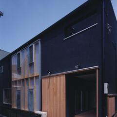 ローコスト/木造/シンプル/木質 外観