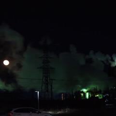 cannon/夜景/工場夜景 🟠🟢