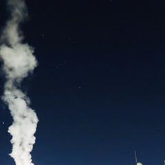 オリオン座/星/星撮/夜景/cannon オリオン座の和名は鼓星だそうですよ