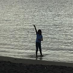 海 柏崎のキレイな海