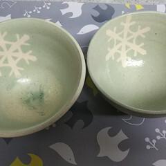 北欧風食器/陶器/ペット/犬/グルメ/フード/... ちょっと私の陶器紹介とエトセトラ。 頼ま…
