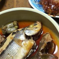 釣果/煮魚/タコパー/沖縄のお土産 今日は休み初日。 鏡餅と、友人のもてなし…(4枚目)