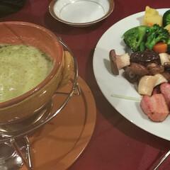 陶器/わかめご飯/炊き込みご飯/お弁当/グルメ 昨日は、やっと残りの絵付、色付けが終わり…(6枚目)