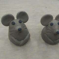 ネズミ/干支 こんばんは🎵 来年は子年ですね🤗 兄貴が…(3枚目)