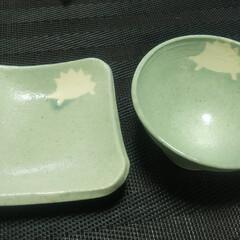 青磁マット/作品/陶器/Handmade/LIMIAな暮らし おはようございます🎵 朝から涼しい🎵 昨…(2枚目)