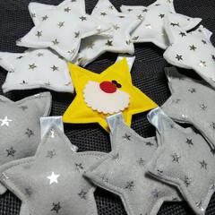noriちゃん/オーナメント/Handmade/白樺ツリー/ワイヤー文字/クリスマス noriちゃんのオーナメント 届きました…(1枚目)