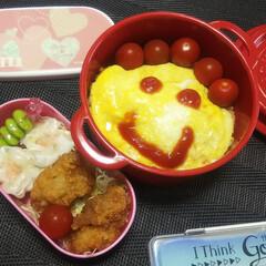 米粉パン/陶芸/お弁当/ハンドメイド 連続投稿すいません💧 お弁当三連チャン❤…