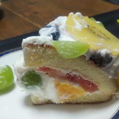 おうちごはん/誕生日ケーキ 先日は めでたくないようなめでたい、私の…(3枚目)