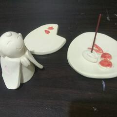 Handmade/陶器/陶芸 おはようございます❤️  オーダー頂きま…(1枚目)