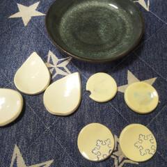 Handmade/オーダー品/陶器 こんばんは。 久々に陶器のアップ🍀  オ…