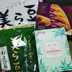 釣果/煮魚/タコパー/沖縄のお土産 今日は休み初日。 鏡餅と、友人のもてなし…(3枚目)