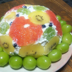 おうちごはん/誕生日ケーキ 先日は めでたくないようなめでたい、私の…(1枚目)