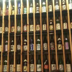 日本酒/ノドグロ/刺し盛り/ハンドメイド/DIY こんばんは❤️ 昼間アップしたら一枚しか…