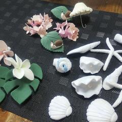 わらじカツ丼/handmadeinJapanfes こんにちは🎵 リミ友さんからお守りが届き…(1枚目)