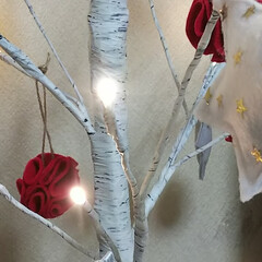noriちゃん/オーナメント/Handmade/白樺ツリー/ワイヤー文字/クリスマス noriちゃんのオーナメント 届きました…(5枚目)