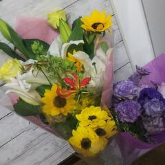 米粉のパン/紫陽花ドライ/お花/私のお気に入り/わたしのお気に入り こんばんは❤️ またお花を買いに焦りなが…