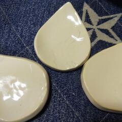 Handmade/オーダー品/陶器 こんばんは。 久々に陶器のアップ🍀  オ…(6枚目)