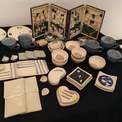 陶芸/陶器 うつわ展明日から始まります🎵 18日まで…