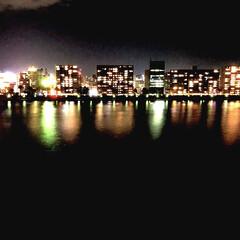 風景 対岸の街。in 宮崎