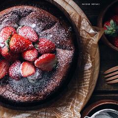 グルメ/レシピ/ケーキ/手作り/スイーツ/クリスマス/... クリスマスケーキは前日に作れる!?♡板チ…