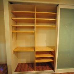 造り付け収納/造作収納/造作家具/キッチン収納/スライド収納/稼働棚 造り付けキッチン収納・価格の高いメーカー…