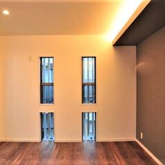 注文住宅/モダン住宅/デザイナーズ住宅/寝室/おしゃれな家/かっこいい家/... 木造3階建 耐震等級2のデザイン住宅 京…