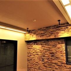 埋め込み照明/スポットライト/注文住宅/モダン住宅/デザイナーズ住宅/一級建築士事務所/... 京都市中京区六角のマンションリフォームは…