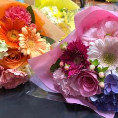 ブーケ/紫陽花/アナベル 紫陽花やアナベルを使ったブーケを作りが最…