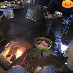 アウトドア/キャンプ/フォロー大歓迎/冬 先週こんな寒いのに🥶キャンプしてきました…(2枚目)