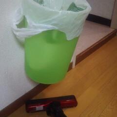 コンロ専用パネル/なつかん/油跳ね防止パネル/男の台所/+wonder/アイカ工業/... ~宙に浮く 我が家のごみ箱。~   掃除…