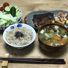 味噌/マヨネーズ/魚/夕ご飯/サバ/簡単レシピ/... いつの日かのダイエットコーチのリアル夕ご…