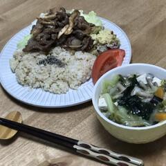 バルサミコ酢/牛肉/さつまいも/時短レシピ/夕ご飯 いつの日かの夕ご飯!メインは、牛肉、しめ…