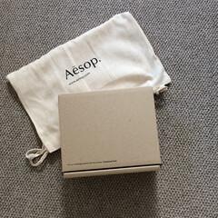 イソップ レスレクション ハンドウォッシュ 500ml AESOP RESURRECTION AROMATIQUE HAND WASH(ハンドケア)を使ったクチコミ「イソップの愛用品を詰め合わせて友人の新居…」