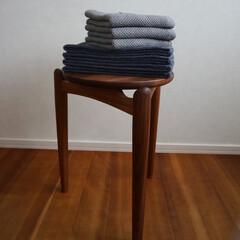 今治タオル コンテックス ヴィータ Imabari Towel Kontex Vita フェイスタオル ブラウン | 今治タオル(タオル)を使ったクチコミ「梅雨入りと同時に新しいタオルに交換しまし…」